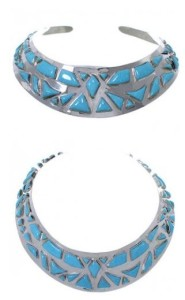 About the Native American Choker Necklace