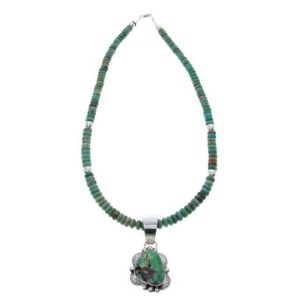 About Native American Turquoise Necklaces